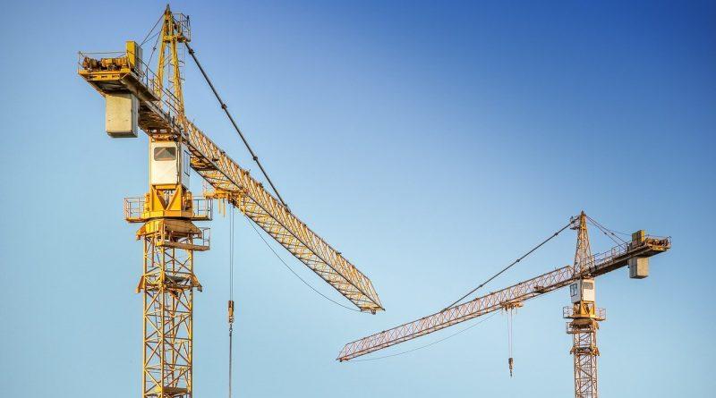 Bauindustrie trotzt Corona-Krise